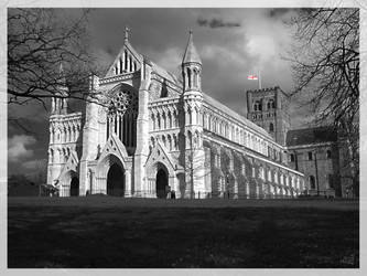 St Albans Cathedral by vitorhfd