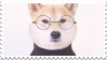 shiba inu stamp #7 by stratosqueer