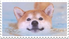 shiba inu stamp #9 by stratosqueer