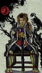 Ryo the boss by emrad