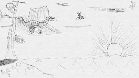 Tinilizisaurus by Darwin10011