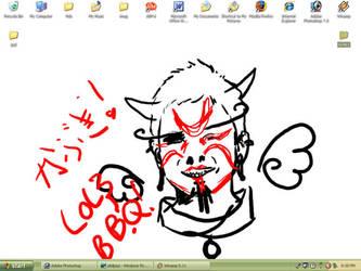 Desktop 00099: RANDOM by Axazel