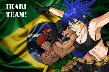 Brazilian Team Ikari by RushBoy