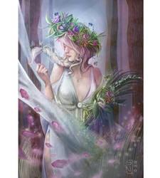Flower Fairy by niemtold