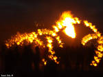 Suggestion 8 - Shadows through fire by Iakobbaz