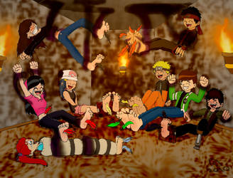 Shade's Play: Boys vs. Girls by FawkesTheSkarmory