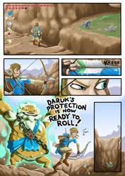 Daruk's Protection by Fyrisvellir