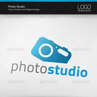 PhotoStudio Logo by artnook