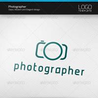 Photographer Logo by artnook