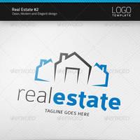 Real Estate Logo 2 by artnook