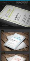 Unique Business Card 5 by artnook