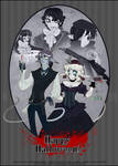 A Very Sweeney Halloweeny by Neolucky