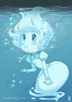 Tiny Claudia by Neolucky