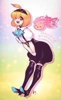 Happy Birthday Kitt! by Neolucky