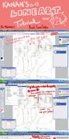 tutorial no.1: LiNEART by Sei-Tenshi