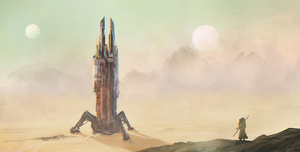 desert station by sahaty