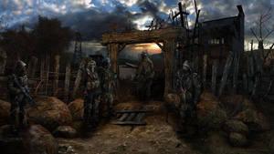 S.T.A.L.K.E.R _ WALLPAPER BY MEHRAN YOUSEFIAN by WorldStalkers