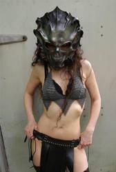 Wasteland Terminatrix mask by MidnightZodiac