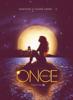 OUAT - Ariel poster by tinderbox210