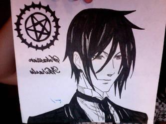 Sebastian - Black Butler by Cheschirecatboris