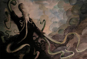 squid by unerde