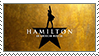 H: Hamilton Full Logo Static Stamp 1 by randomkiwibirds
