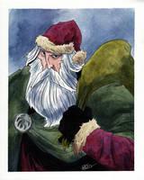 Santa by IanJoswick