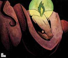 Serpent by IanJoswick