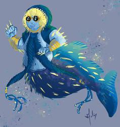 Pufferfish by AltS-Matou