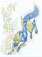 Spark by InfernoKat
