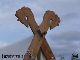 Meredyth Viking Tent Frame by Meredyth