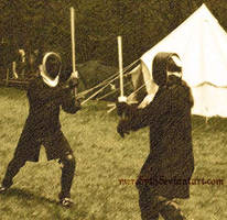 Fechtfeder Fighting 1 by Meredyth