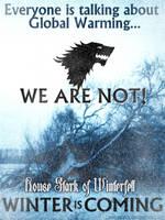 House Stark insists! by Meredyth