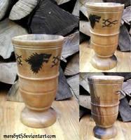 Eddart Stark Cup by Meredyth