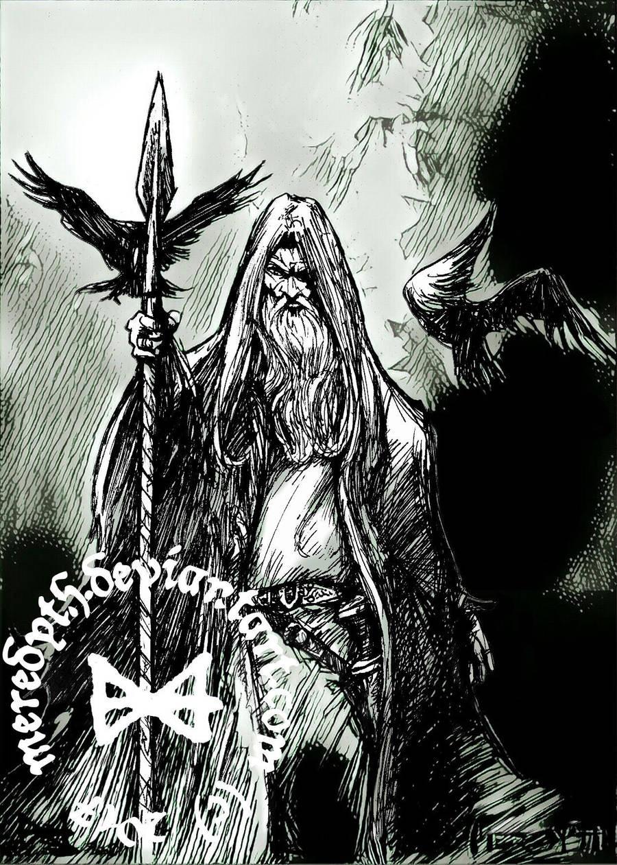 Odin (2017 Version) by Meredyth