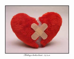 Healing a broken heart by lexidh