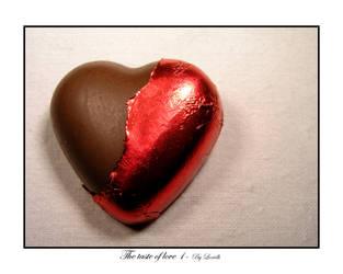 The taste of love 1 by lexidh