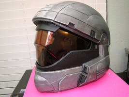 Halo 3 ODST helmet by Hyperballistik