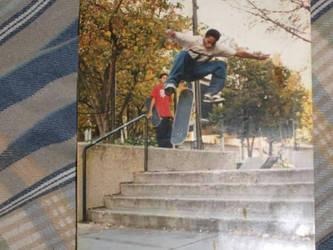 i miss the 90's...hardflip by thomase666