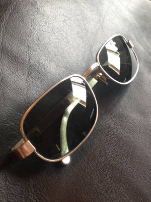 handmade solid Silver sunglasses by MrBwth