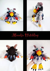 Moonkin hatchling plush by nfasel