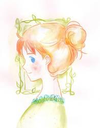 Orange Vert by Vitony