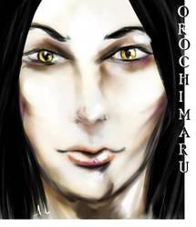 Orochimaru by AynElf