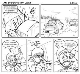JC - Opportunity Lost by vergeofsanity