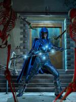 Invasion- Technomancer 1 by Teri-Minx