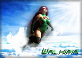 Walkiria Soars... by Teri-Minx