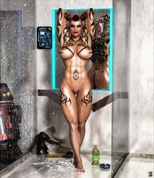 Sith Warrior Maia by Teri-Minx