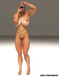 Nude Selfie 2 by Teri-Minx