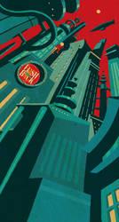 FlashBack City by adrianperezacosta