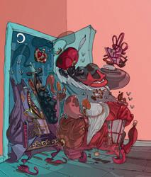Reyes Magos by adrianperezacosta